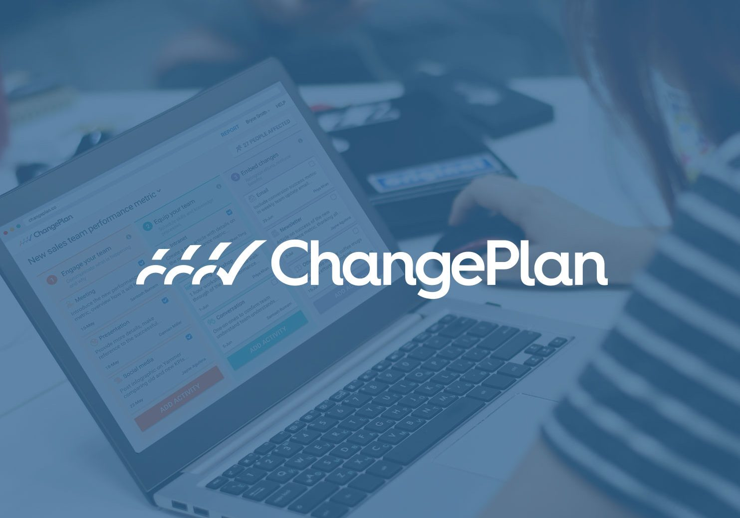 ChangePlan<br> Brand / Web / UX / Strategy