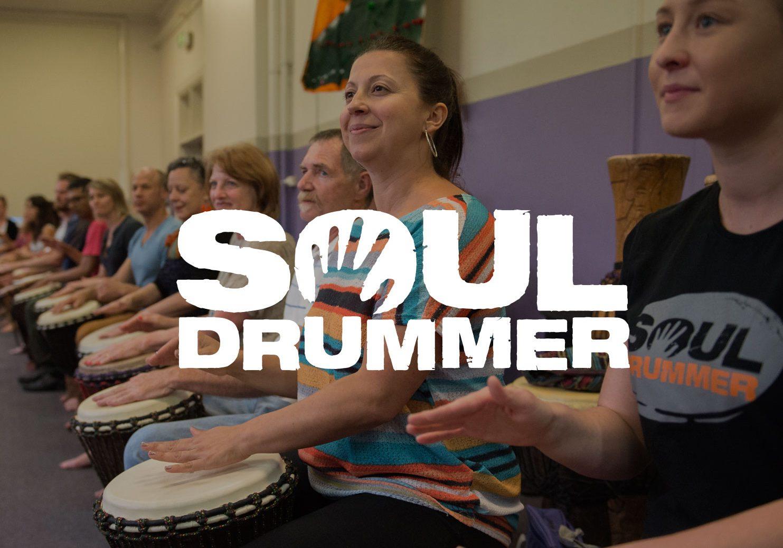 Soul Drummer<br> Branding / Web